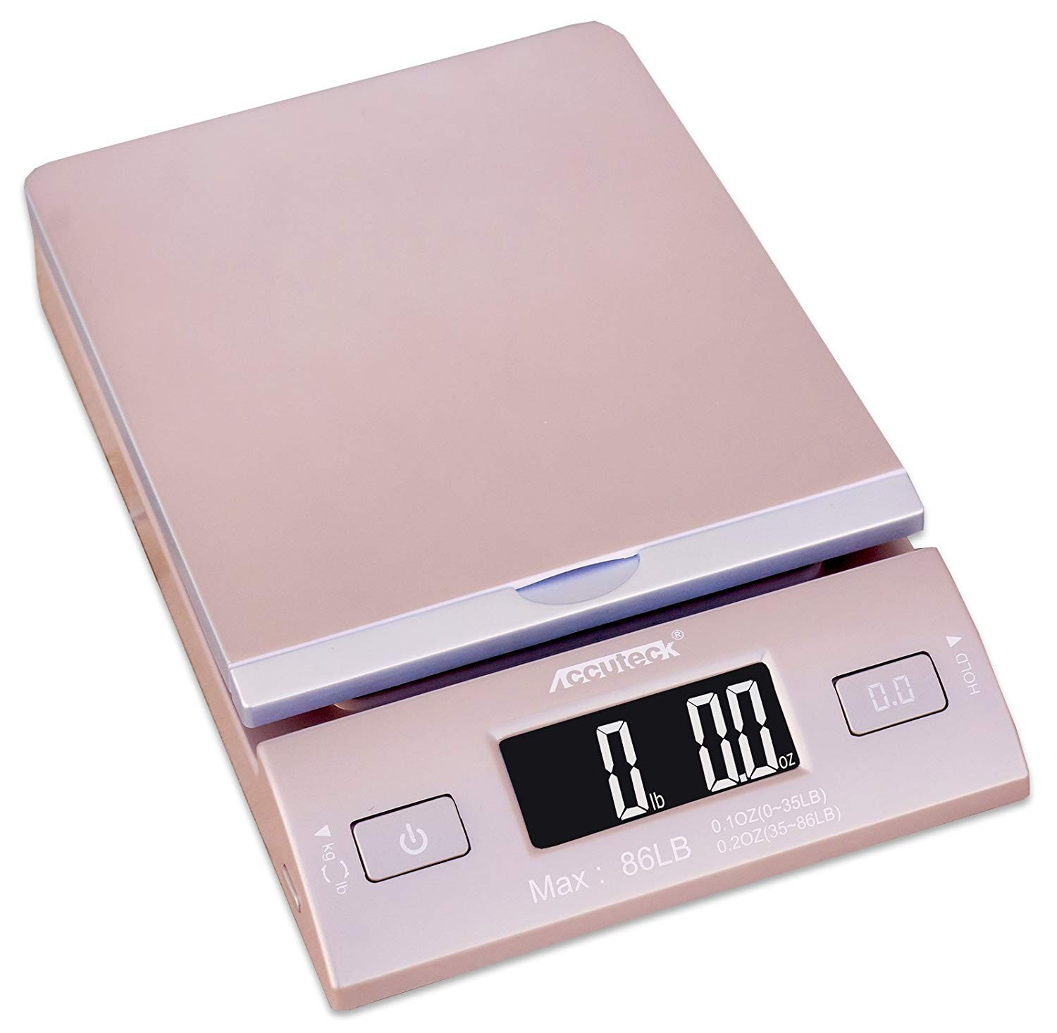ACCUTECK 86 Lbs Digital Postal Scale Shipping Scale