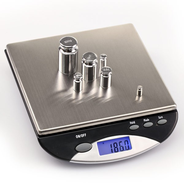 W-2820 / 2kg Stainless Steel